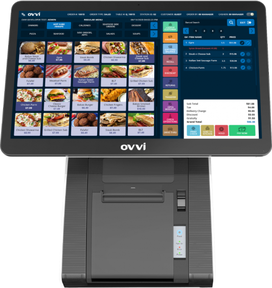 Thousands of Restaurant and Retail Store owners trust Ovvi to power their business.